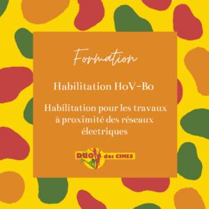 Habilitation H0V-B0